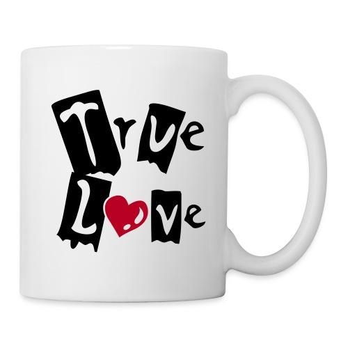 Tasse True Love  - Mug blanc