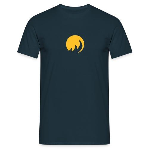 Flame-01 - Männer T-Shirt
