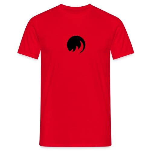 Flame-03 - Männer T-Shirt
