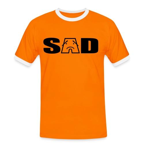 SAD  - T-shirt contrasté Homme