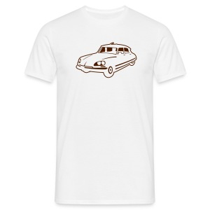 Comfort T DS design - Men's T-Shirt
