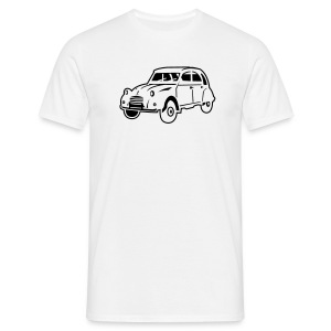 Comfort T with 2CV - Men's T-Shirt