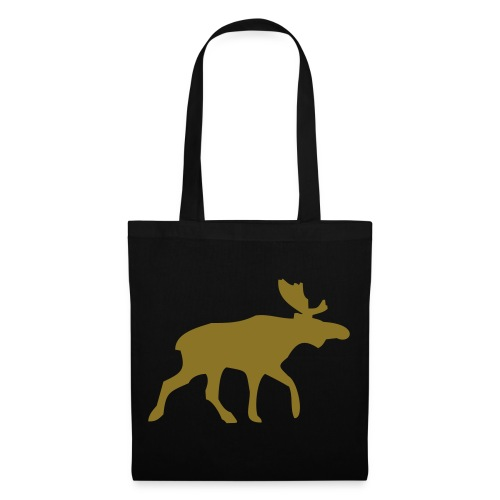 Gold Elk Tote - Tote Bag