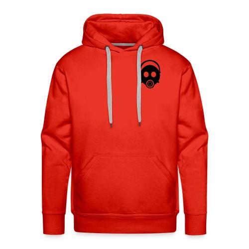 mix masters gas mask hoodie - Men's Premium Hoodie