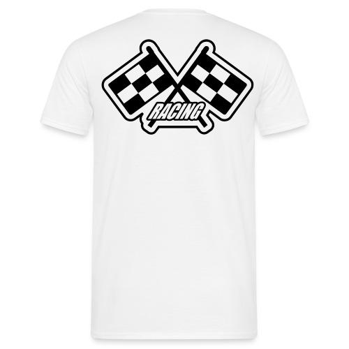 Camiseta hombre, Racing - Camiseta hombre