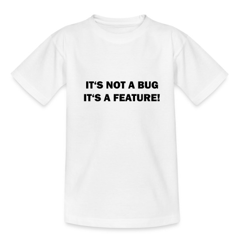 Il y a des fois ou l'on se demande ... - T-shirt Ado