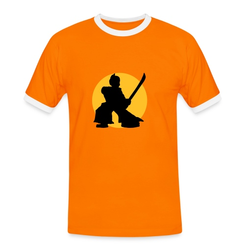 Samurai T - Men's Ringer Shirt