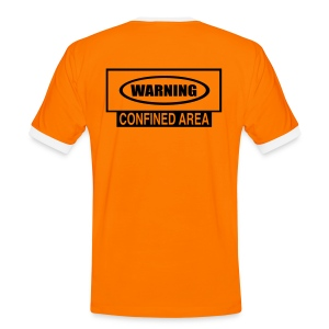Warning - Men's Ringer Shirt