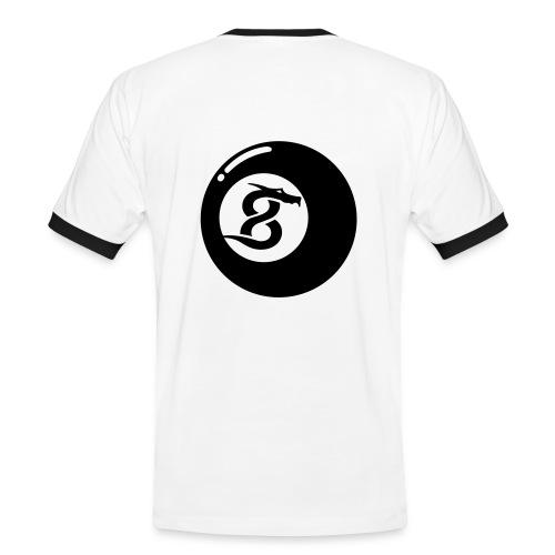 T Shirt 8 Ball - Men's Ringer Shirt