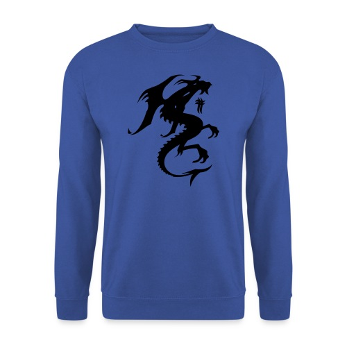 Smocza bluza - Bluza męska