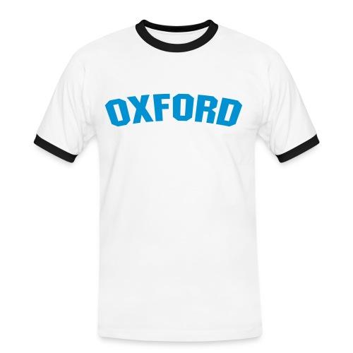 Oxford Mens T-Shirt - Men's Ringer Shirt