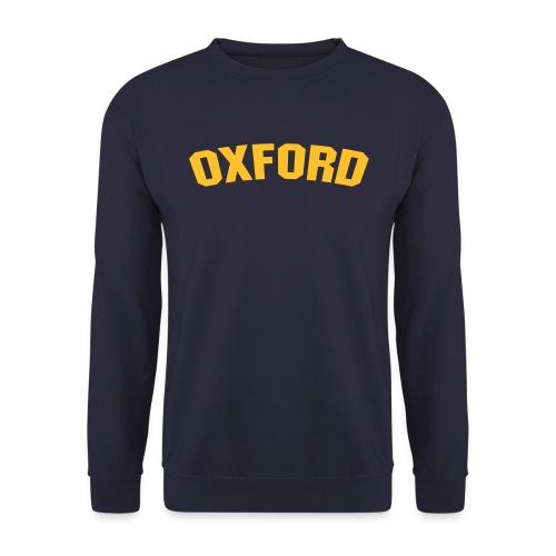 Oxford Sweatshirt - Men's Sweatshirt
