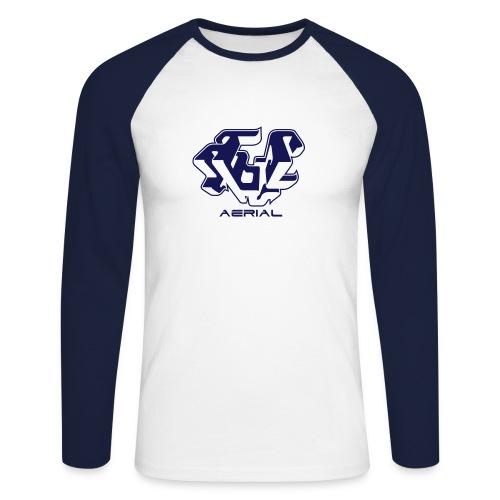 Ariel - Men's Long Sleeve Baseball T-Shirt