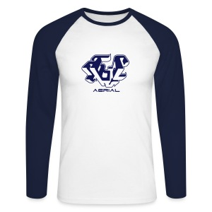 Ariel - Men's Long Sleeve Baseball T-Shirt