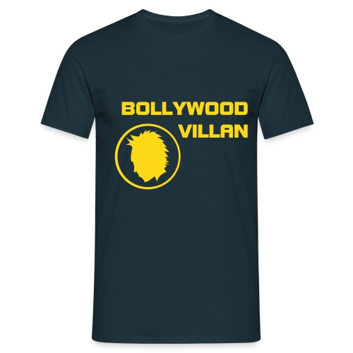 Bollywood Villan - Men's T-Shirt