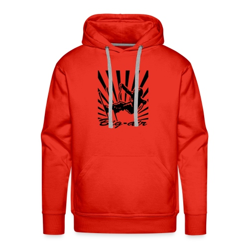 Big-Air Ski - Men's Premium Hoodie
