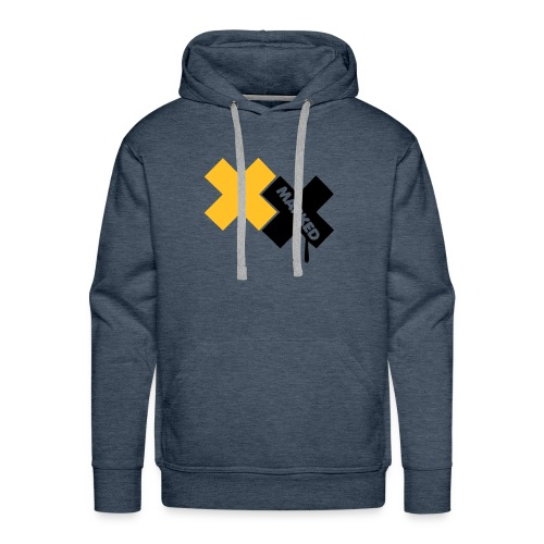 Marked.. - Men's Premium Hoodie