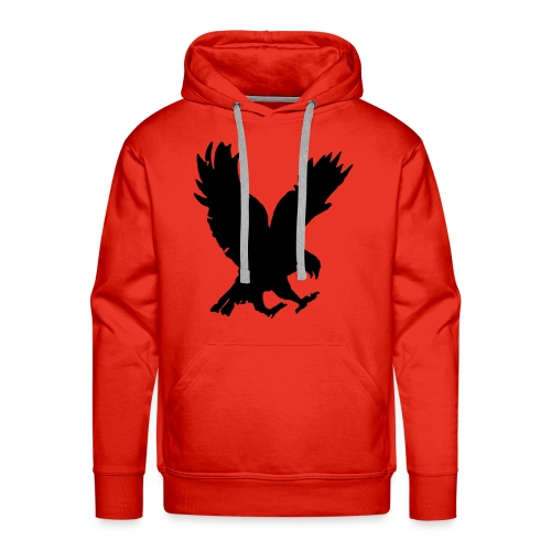 Cool eagle hood. - Men's Premium Hoodie