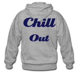Chill sweater/hood. - Men's Premium Hooded Jacket