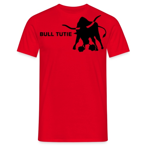 Bull Tutie - Men's T-Shirt