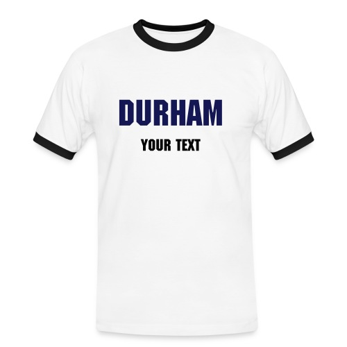 Durham - Men's Ringer Shirt