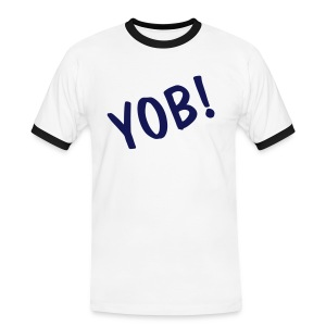 YOB! - Men's Ringer Shirt