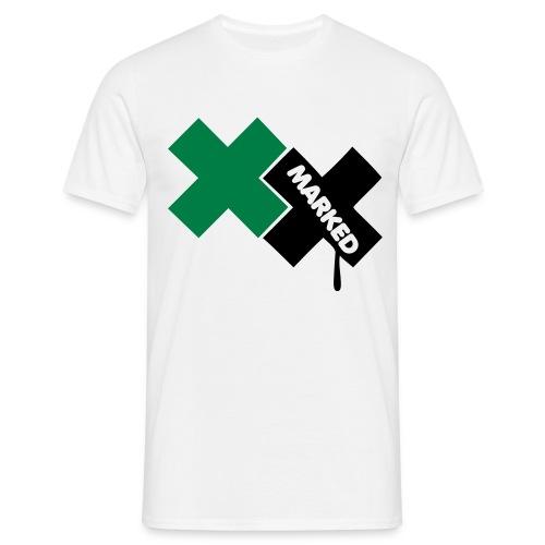 Marked T-Shirt - T-shirt Homme