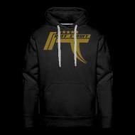 Hoodies & Sweatshirts ~ Men's Premium Hoodie ~ Ruff E Nuff - Hoodie front