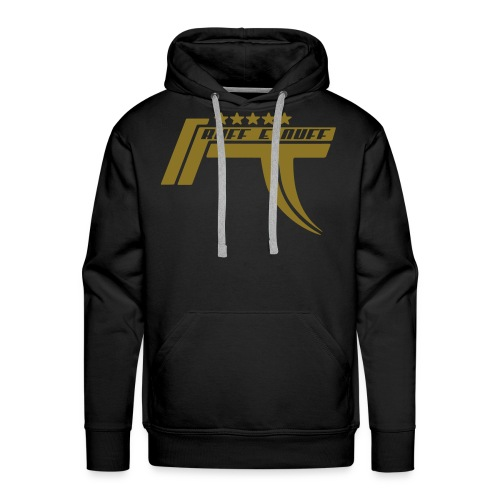 Ruff E Nuff - Hoodie front - Men's Premium Hoodie