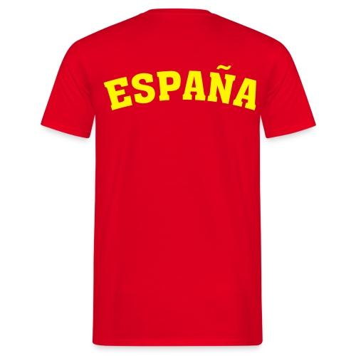 Espania - Männer T-Shirt