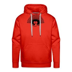 SNOW - Mannen Premium hoodie