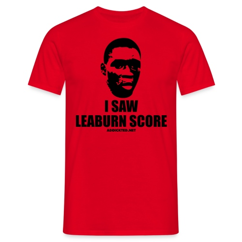 Leaburn Scored? - Men's T-Shirt