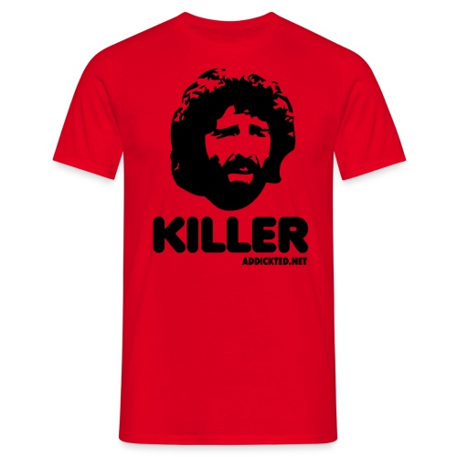 Derek 'Killer' Hales - Men's T-Shirt