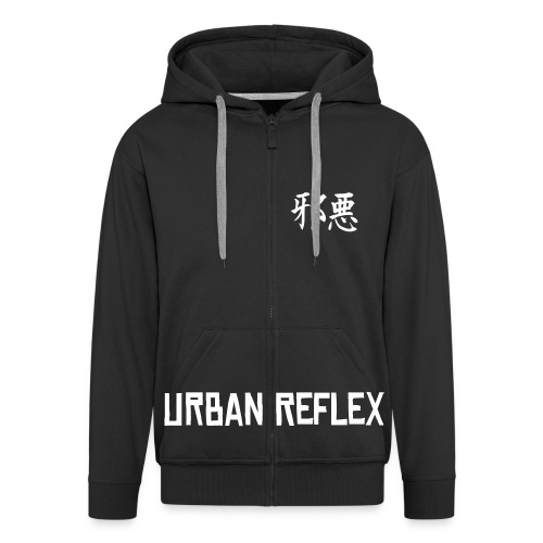 official urban reflex product - Men's Premium Hooded Jacket
