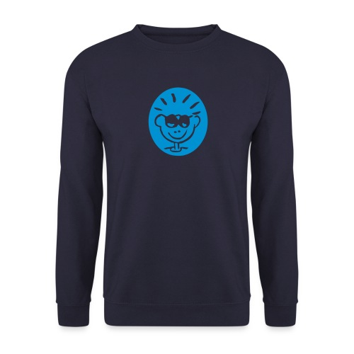 Smile - Sweat - Männer Pullover