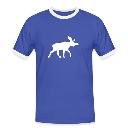T-shirt contrasté Homme - Taille: M, L, XL, XXL