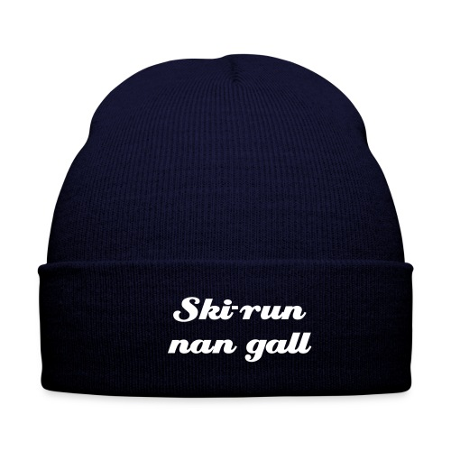 Àd Ski-run nan gall - Winter Hat