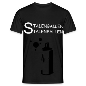 t-shirt - Mannen T-shirt