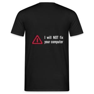 Tech Support [MIM] - Men's T-Shirt
