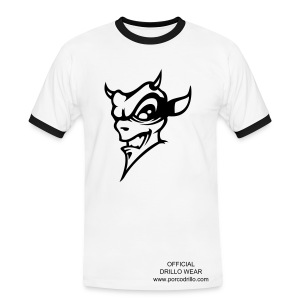 devil tee - Men's Ringer Shirt