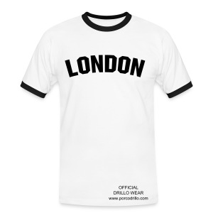 london tee - Men's Ringer Shirt