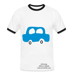car tee - Men's Ringer Shirt