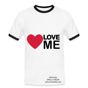 luv me tee - Men's Ringer Shirt