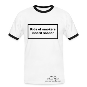kids of tee - Men's Ringer Shirt