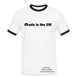 made in tee - Men's Ringer Shirt
