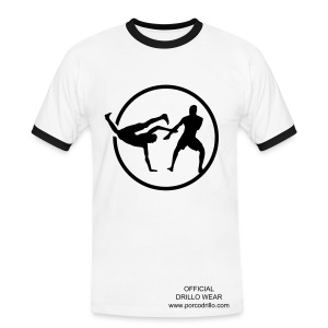 martial arts tee - Men's Ringer Shirt