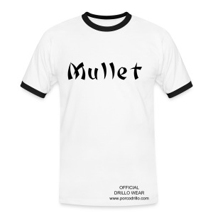 mullet tee - Men's Ringer Shirt