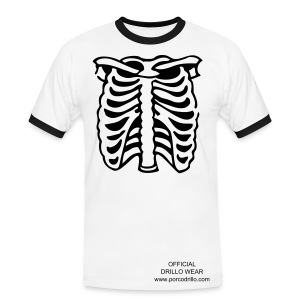 ribs tee - Men's Ringer Shirt