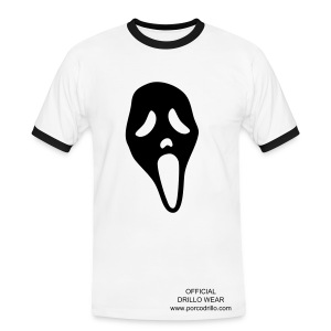 scream tee - Men's Ringer Shirt
