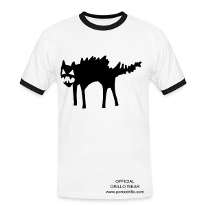 cat tee - Men's Ringer Shirt